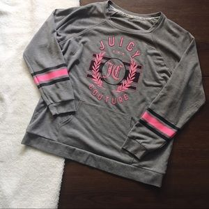 Juicy Couture • Pullover logo sweatshirt